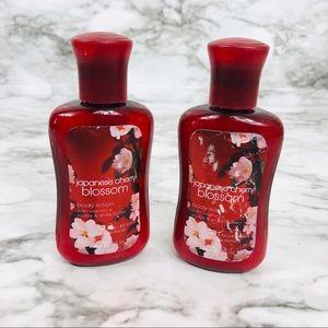 Bath & Body Works Cherry Blossim Mini Loation NWT